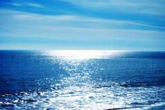 Wasser ohne Grenzen stockbild