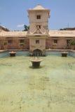 Wasser-Palast Stockfotografie