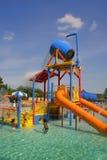 Wasser-Park Lizenzfreies Stockfoto