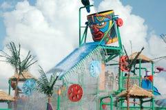 Wasser-Park Lizenzfreie Stockbilder