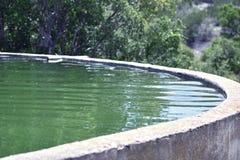 Wasser Pila Stockfotografie