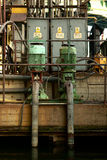 Wasser-Pumpe Lizenzfreies Stockbild