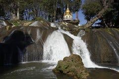 Wasser Pwe Kauk fällt, Pyin Oo Lwin, Myanmar Lizenzfreies Stockfoto