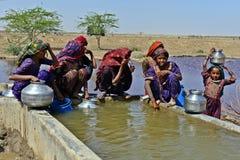 Wasser-Sammeln