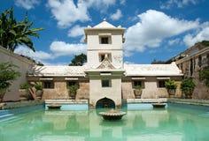Wasser-Schloss Stockbilder