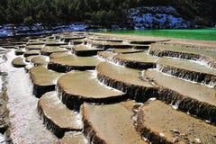 Wasser-Schritt Lizenzfreie Stockbilder