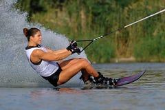 Wasser-Ski Lizenzfreie Stockfotos