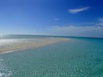 Wasser, Sonne und Material Lizenzfreie Stockfotografie