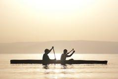Wasser-Sport Lizenzfreies Stockbild
