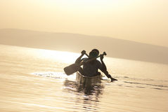 Wasser-Sport Stockbild