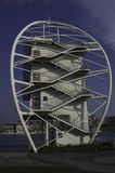Wasser-Sport-Kontrollturm Stockfotografie