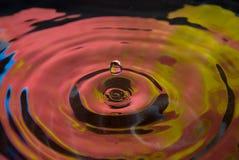 Wasser-Spritzen Lizenzfreie Stockfotos