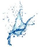 Wasser-Spritzen   Stockbild