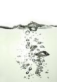 Wasser-Spritzen Lizenzfreies Stockbild