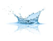 Wasser spritzt Stockfotos