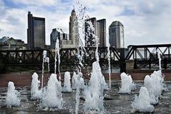 Wasser-Stadt Lizenzfreie Stockfotografie