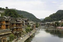Wasser-Stadt Lizenzfreies Stockfoto