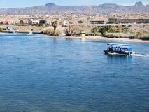 Wasser-Taxi, Laughlin, Nevada Lizenzfreie Stockbilder