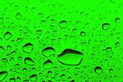 Wasser-Tröpfchen Lizenzfreie Stockfotografie