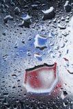 Wasser-Tropfen Stockbild
