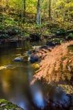 Wasser und Stein Stockfotografie
