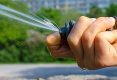 Wasser unter Druck Lizenzfreies Stockfoto