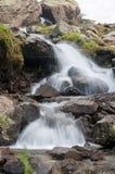 Wasser vom Gletscher Lizenzfreie Stockbilder