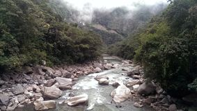 Wasser, Wasserfall stockfotografie