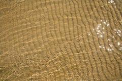 Wasser-Wellen Lizenzfreies Stockfoto