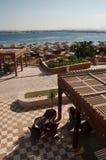 Wasser-Welt Erholungsort Makadi Sunwing Lizenzfreies Stockfoto