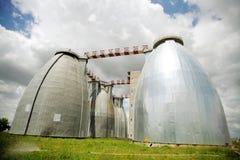 Wasseraufbereitungsanlage Lizenzfreie Stockbilder