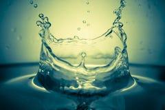 Wasserauszug Lizenzfreie Stockfotos