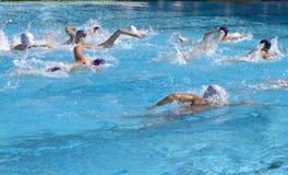 Wasserball Lizenzfreie Stockbilder