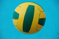 Wasserballball lokalisiert Lizenzfreie Stockfotografie