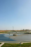 Wasserbehandlung Lizenzfreie Stockfotos