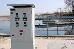 Wasserbehandlung Stockbilder