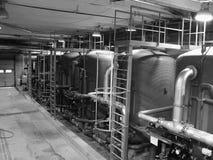 Wasserbehandlung Lizenzfreie Stockbilder