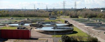 Wasserbehandlungs-Arbeiten 2 Lizenzfreie Stockfotografie