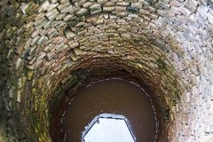 Wasserbrunnen Lizenzfreie Stockfotografie
