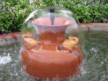 Wasserbrunnen Stockfoto