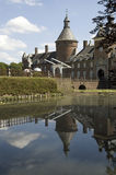 Wasserburg Anholt στη Γερμανία Στοκ Εικόνα