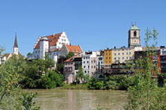 Wasserburg am Inn Stock Images