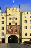 Wasserburg am Inn Royalty Free Stock Images