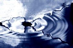 Wassereis stockfotos