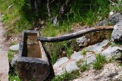 Wasserentnahmestelle Stockbild