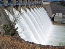 Wasserentweichen Stockbild