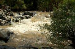 Wasserfälle in Äthiopien Stockfotografie
