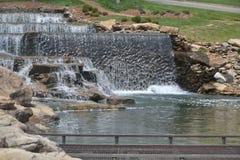 Wasserfälle Stockfoto