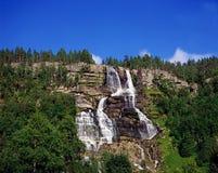 Wasserfälle Stockfotos