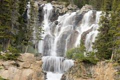 Wasserfälle. lizenzfreie stockfotografie